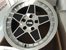 "FYK ED3 16"" 8j 9j Et25 Et20 Alloy Wheels 5x100 EURO DRIFT BBS RS XXR VW GOLF"