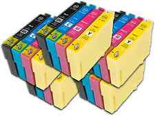 20 T1295 non-OEM Ink Cartridges For Epson T1291-4 Stylus Workforce WF-3530DTWF