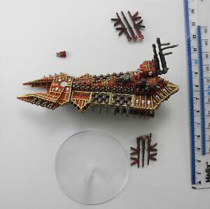 CHAOS DESPOILER CLASS BATTLESHIP Metal Battlefleet Gothic BFG Ship Painted 94