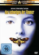 Das Schweigen der Lämmer DvD Neu+in Folie #2000