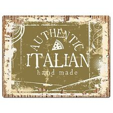 PP0941 PIZZA Parking Plate Chic Sign Home Restaurant Kitchen Decor Gift