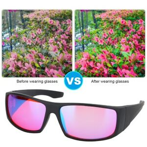 Colorblind Glasses Corrective Glasses Red Green Blindness Weakness Glasses To