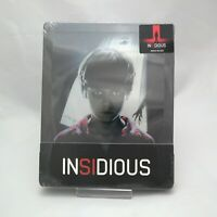 Insidious - Blu-ray Steelbook Quarter 1/4 Slip Limited Edition / NOVA