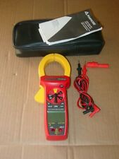 Amprobe Acdc 3400 Ind Cat Iv Industrial Trms Clamp Meter