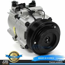 NEW A/C Compressor w/ Clutch 58119 HS18 Fits 2002-2005 Kia Sedona 3.5L