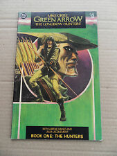 Green Arrow : the Longbow Hunters 1. Mike Grell / 1st Print - DC  1987 - FN / VF