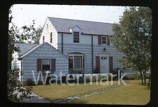 1940s kodachrome photo slide House exterior Dutch Boy Paint collection #4