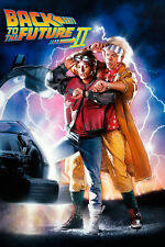 """BACK TO THE FUTURE PART 2 11""""x17"""" MOVIE POSTER PRINT"""
