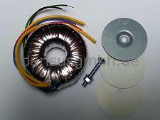 1 PC. talema anillo núcleo transformador entrada 1000va: 1x230v salida: 2x40v, 2x12,5a New