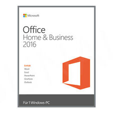 ✅ Original Microsoft Office Home and Business 2016 Lizenzschlüssel / Vollversion