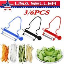NEW 2020 Professional Magic Trio Peeler Vegetable Fruit Julienne (Set of 3) Tool