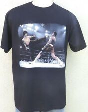 Bruce Lee VS Muhammad Ali Boxing Legend T-Shirt Karate Kung Fu Martial Art Tee