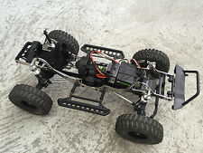 Axial Scx10 Rockcrawler LCG Chassis Frame Rails Custom Builds