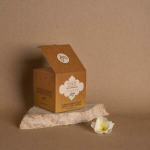 Nuzha OLIVE OIL & LAUREL OIL SOAP & LOOFA Natural Handmade Soap with Olive Oil