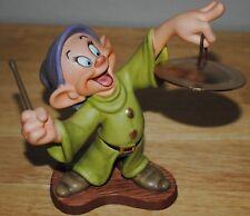 "WDCC Walt Disney ""Dopey"" Snow White & The Seven Dwarfs Series MIB w/ COA"