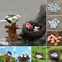 DIY Mini Miniature Fairy Garden Ornaments Pot Craft Dollhouse Decoration 2019