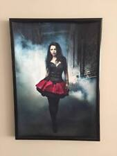 EVANESCENCE AMY LEE A4 260GSM  FRAMED POSTER PRINT