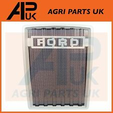 Ford 4100 4600 5600 5900 6600 7600 Tractor Front Grill Grille without lamp holes