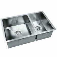 Cefito SINK-7145-R010 Stainless Steel Kitchen Sink - Silver