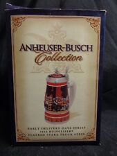 Anheuser Busch Budweiser 1934 Budweiser Flatbed Stake Truck Stein
