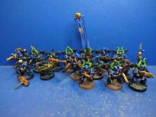 5 Havocs + 10 Chaos Marines der Chaos Space Marines