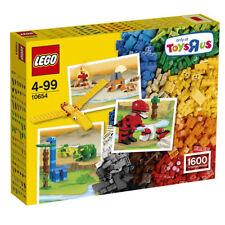 New! LEGO Classic Extra Large Creative Brick Box (10654) 1600 Pieces