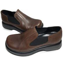 Dansko Profesional Clogs Shoes Brown Chocolate Womens Size 37 EUR 6.5-7 US
