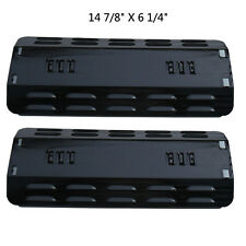 Replacement Porcelain Steel Heat Plate for Master Forge MFA350CNP, 2 pack