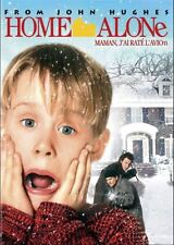 Home Alone (DVD, 1990/2013, French Canadian & USA English) -Free Shipping-