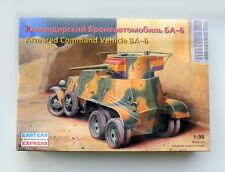EASTERN EXPRESS EE 35128 KIT 1/35 Armored Command Vehicle BA-6 Spanish Civil War