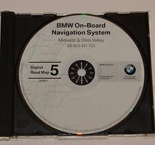 00 2001 BMW 740i 740iL 745i 745Li X5 M5 Z3 NAVIGATION GPS CD MIDWEST OHIO VALLEY