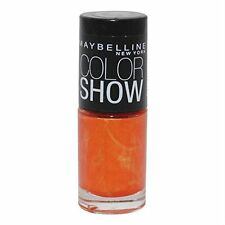 Maybelline Color Show Nail Lacquer - Orange Extreme 910