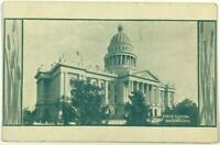 1900's State Capital Building Sacramento California CA Undivided Back Postcard