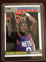 1987-88 Fleer Basketball - You Pick - Complete Your Set