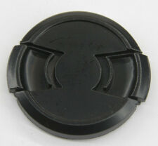 40.5mm  - Front Snap On Lens Cap - Unbranded - USED Z277