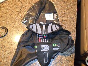New X Small XS Disney Star Wars Darth Vader Dog Cat Pet Costume Halloween