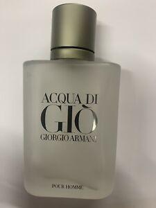 GIORGIO ARMANI Acqua Di Gio 100ml EDT for Men Spray New Read Desc