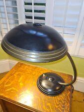 Helo Art Deco Bauhaus German desk lamp.