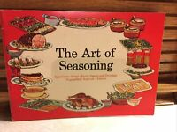 1965 The Art Of Seasoning McIlhenny Co. TABASCO History of the Company & Recipei