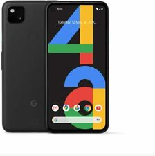 New Google Pixel 4a Mobile Phone - Unlocked - 128GB Just Black - Brand New UK