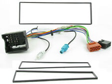 Komplettset kabel e verkleidung ISO CITROËN C2 C3 C4 C5 C8 DS3 FIAT ULYSSE SCUDO