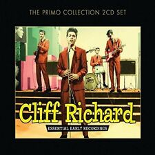 CLIFF RICHARD - ESSENTIAL EARLY RECORDINGS 2 CD NEW+