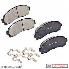 Motorcraft BR114 Frt Organic Brake Pads