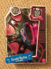 Monster High Portable Karaoke System
