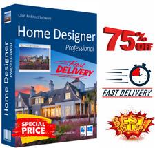 Chief Architect Home Designer Pro 2020 ✔️ Lifetime License ✔️ 5s DELIVERY