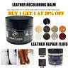 EIDECHSE Leather Recolouring Balm/Leather&Vinyl Repair Paste Filler Cream Putty