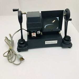 Vintage Mansfield Fairfield Model 650 8mm Movie Film Reviewer Editor
