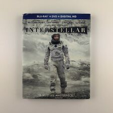 Interstellar (inc. Film Cell) (Blu-ray, 2014) *US Import Region Free*