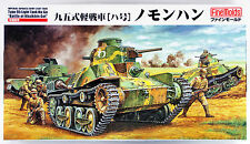 FINE MOLDS JAPANESE TYPE 95 LIGHT TANK HA-GO SCALA 1:35 COD.FM48