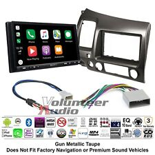 Sony XAV-AX7000 Car Stereo Radio Dash Install Kit Apple CarPlay Android Auto